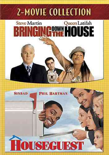 BRINING DOWN THE HOUSE/HOUSEGUEST (DVD)